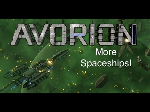 Avorion - Building Spaceships To Do Space Things, In Space