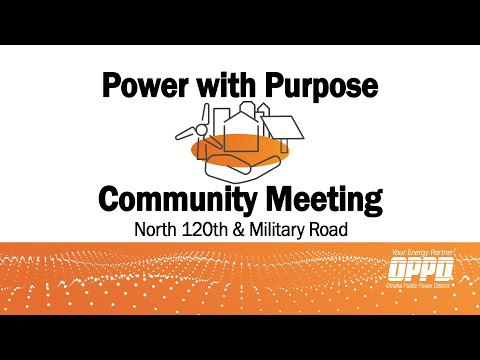 120th and Military Site: Power with Purpose meeting Sept. 30