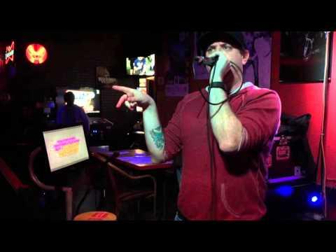 Axl Rose Does Karaoke