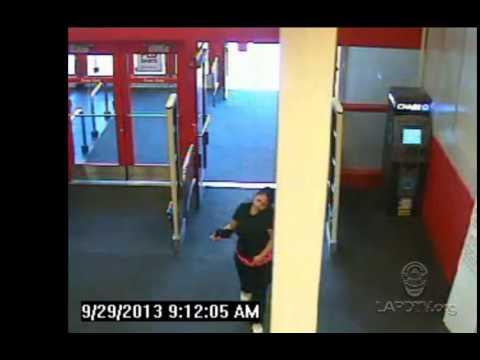 Burglary Suspects Sought; Series of Distraction Burglaries in the San Fernando Valley  NR13452rh