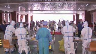 В Китае с которого началась пандемия нового всплеска коронавируса нет
