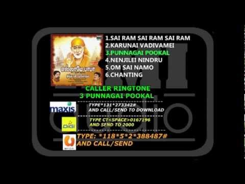 Ellame Baba Om Sai Namonama (Caller Ringtone Code)
