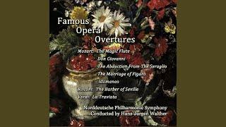 The Barber of Seville: Overture.