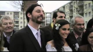 Маленькая девочка сорвала свадьбу!.