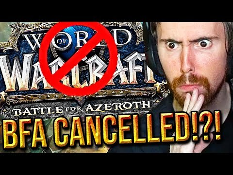Asmongold Reacts To The Future Of WoW: BFA 8.3 Cancelled? Patch 9.0 & Classic WoW Bans - Bellular