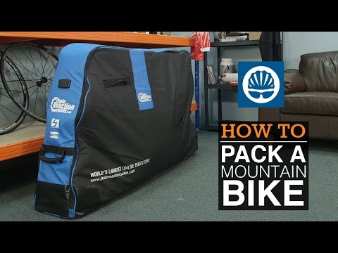 How To Pack a Mountain Bike