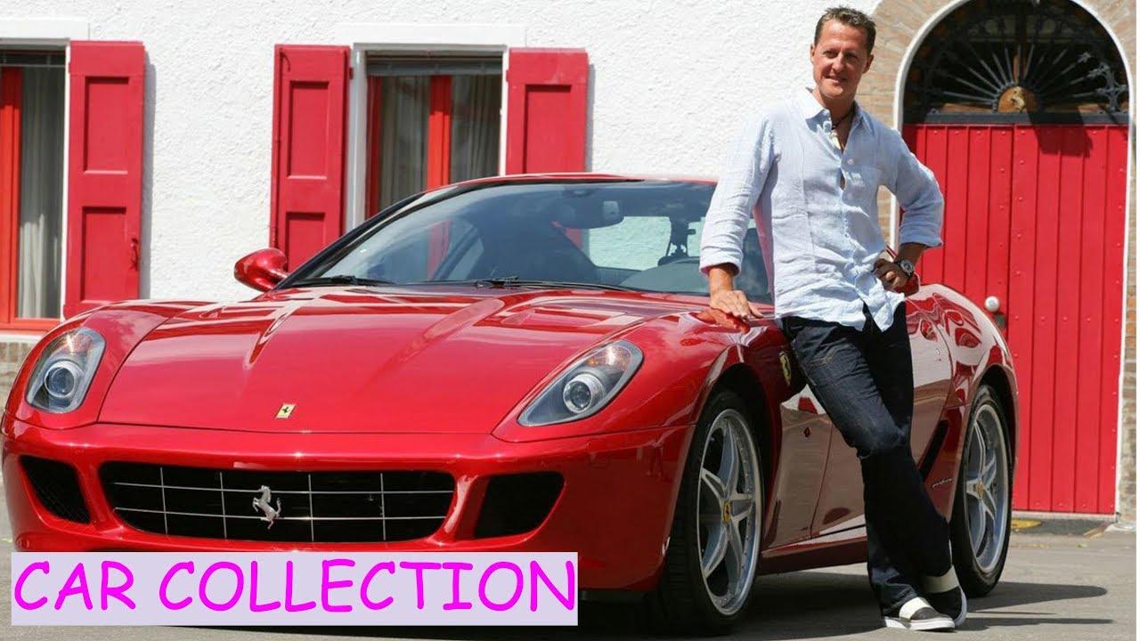 Michael Schumacher Car Collection 2018 Youtube