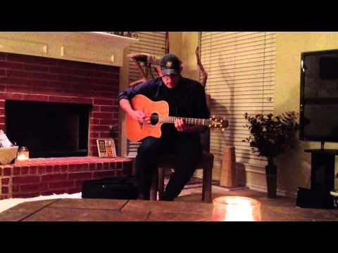 MUST SEE! Acoustic Big Eyed Fish Cover From The Dave Matthews Band At A Private Party