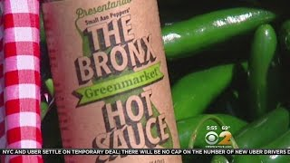Hot Sauce Heats Up The Bronx