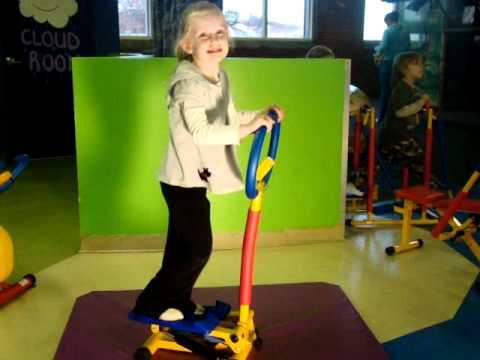 Kids Fitness Equipment Stepper