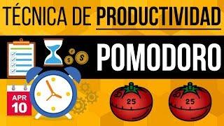 Cómo Usar La Técnica De Pomodoro Para Maximizar Tu Productividad