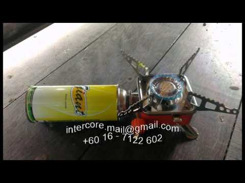 Dapur Mini Portable Gas Stove