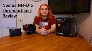Noctua NH-D15 chromax.black LTT Edition Review