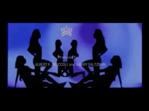 On Her Majesty's Secret Service - Vento Mudou (Alternative Music Opening Title)
