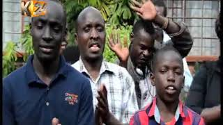Top performing students savor their KCPE examination success