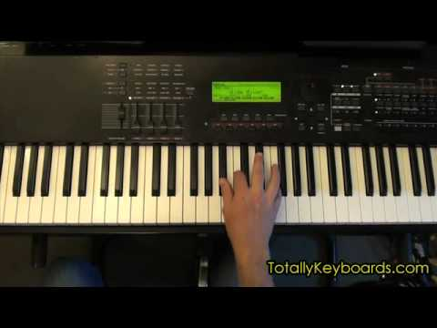 Love Song Keyboard Piano Lesson
