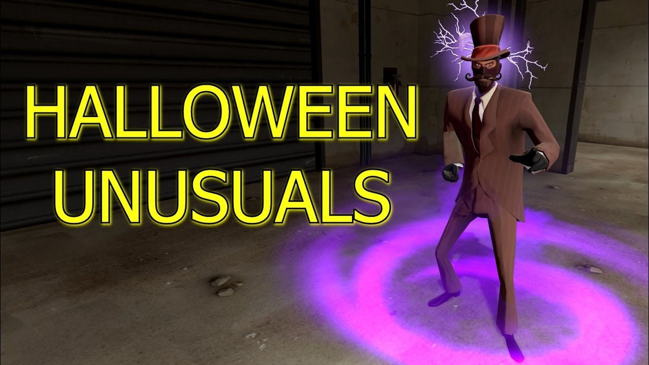 Tf2 New Scream Fortress Halloween Unusuals Taunt And Hat