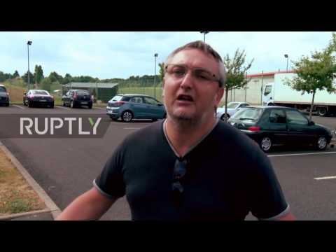 France: Hostage situation resolved peacefully in Le Mans prison