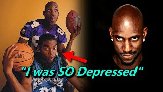 How Kevin Garnett CRUSHED Randy Moss' NBA Dream!