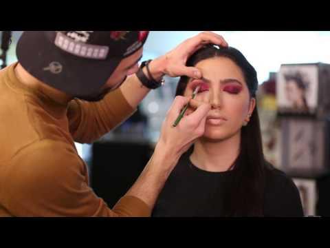 Makeup Tutorial by Jakob Lambaz   ميكب توتوريال مع جيكوب لمبز