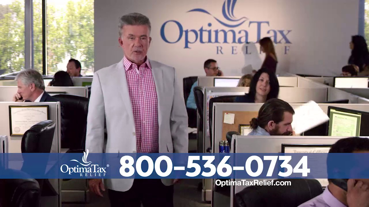 Optima Tax Relief Attention Pers Alan Thicke