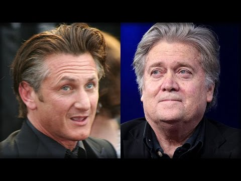 SEAN PENN JUST DID SOMETHING SO NASTY TO STEVE BANNON, YOU WILL NEVER WATCH HIM AGAIN!