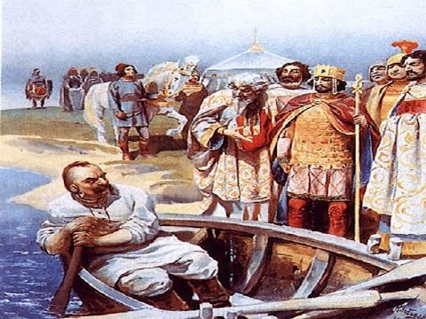 The History Of The Turkish Khazars People