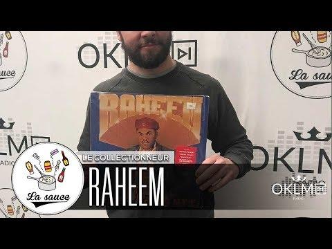 THE VIGILANTE de RAHEEM - Némo Le Collectionneur - #LaSauce sur OKLM Radio 14/02/18