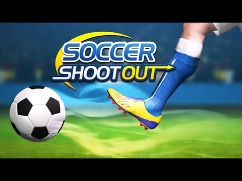 ⚽ Soccer Shootout  Gameplay iOSAndroid  Penalty Football  Soccer Games To Play For Kids