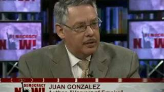 "Juan Gonzalez on ""Harvest of Empire"": New Updated Edition on the History of Latinos in America"