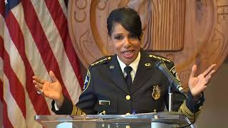 Seattle Police Chief Carmen Best plans to announce her resignation