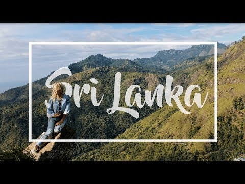 Travel Video - Sri Lanka