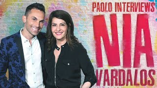 "Nia Vardalos talks ""My Big Fat Greek Wedding 2"" and MORE!"
