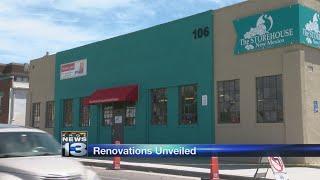 New Mexico food pantry celebrates renovations, thanks volunteers