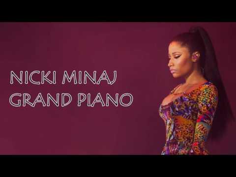 Nicki minaj grand piano lyrics