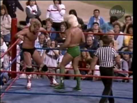 Ric Flair vs Magnum T.A.