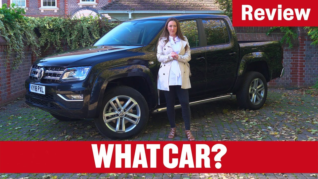 2020 Volkswagen Amarok review – the best pick-up you can buy? | What Car?