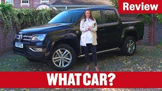 2020 Volkswagen Amarok review - the best pick-up you can buy? | What Car?