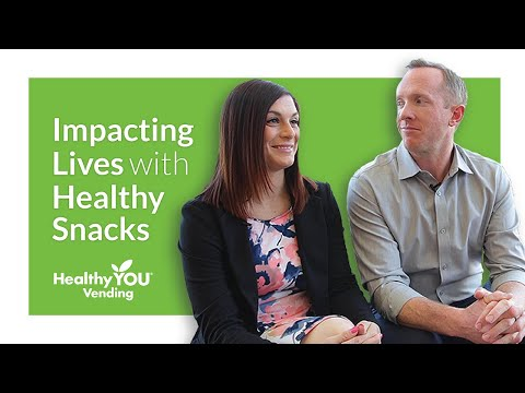 Healthy YOU Vending Review - Impacting Lives with Healthy Snacks