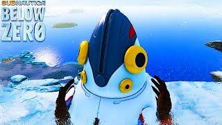 L'ANIMAL DE COMPAGNIE LE PLUS COOL AU MONDE ! Subnautica Below Zero ! #Ep11