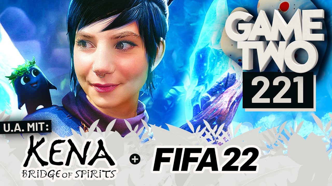 Download FIFA 22, Kena: Bridge of Spirits, No More Heroes 3 uvm. | GAME TWO #221