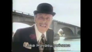 Terry Thomas 1980 Ford LTD Commercial
