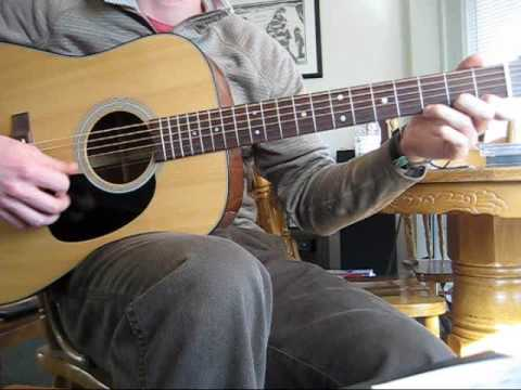 Old Joe Clark - Flatpicking guitar lesson - YouTube