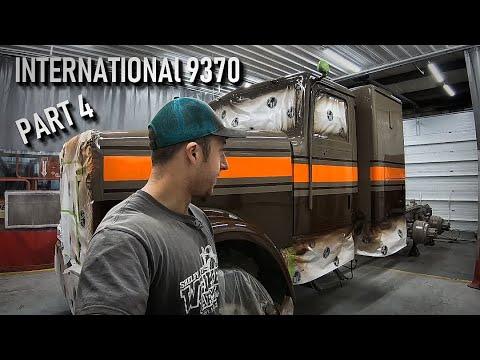 International 9370 🦅 Restoration - Part 4 - Welker Farms Inc