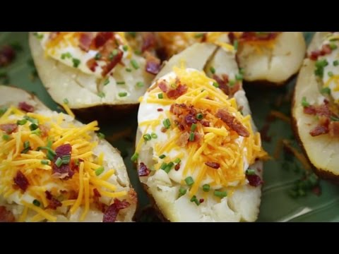 How to Make Slow Cooker Baked Potatoes | Slow Cooker Recipes | Allrecipes.com