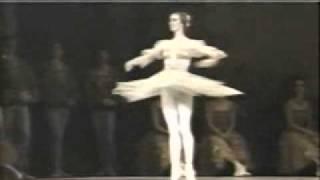 Swan Lake pas de trois first act State Perm Ballet 1992
