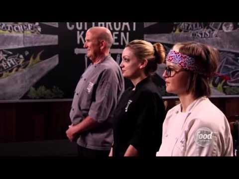 Cutthroat Kitchen S04E07 - Vegan Winner!