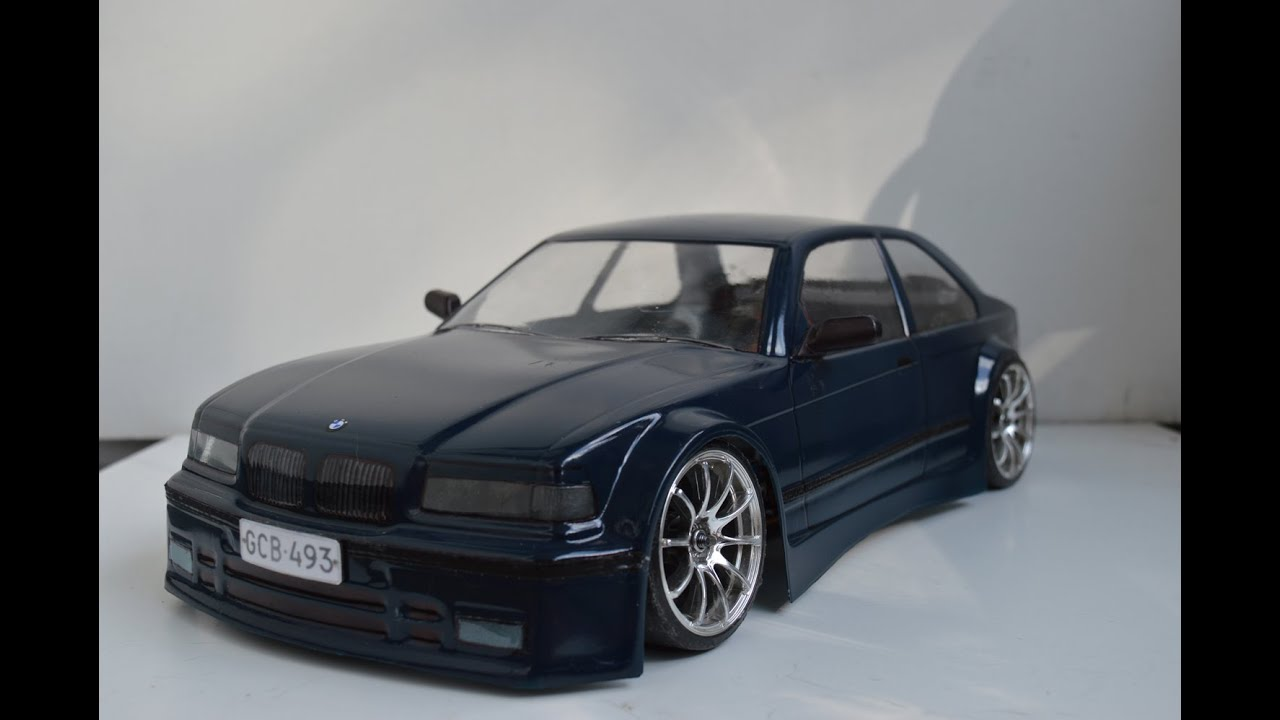 Rc Bmw E36 Coupe Is Back To Drift 2014 Youtube