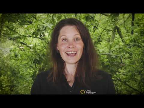 Quark Expeditions - Lyndsey Lewis, Operations and Sustainability Manager