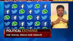 THE 'SOCIAL MEDIA HUB' DEBATE - Segment 1